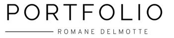 Portfolio Romane Delmotte